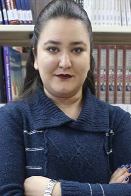 Gamze OYARDI