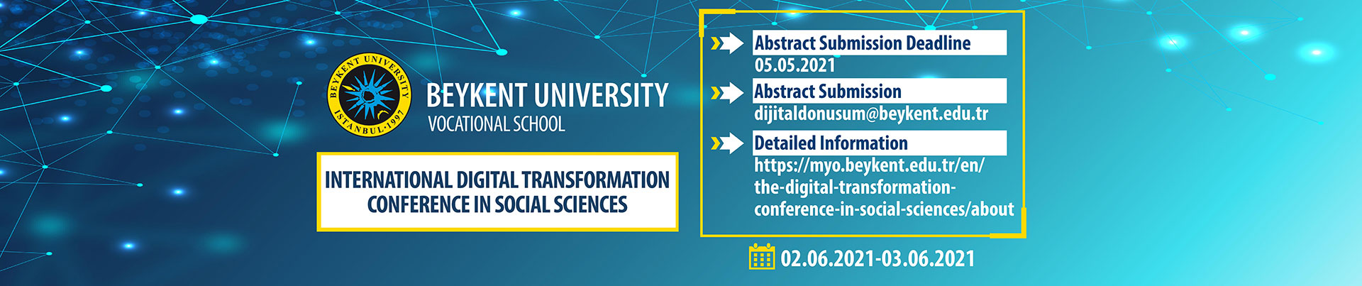 The Conference of Digital Transformation in Social Sciences